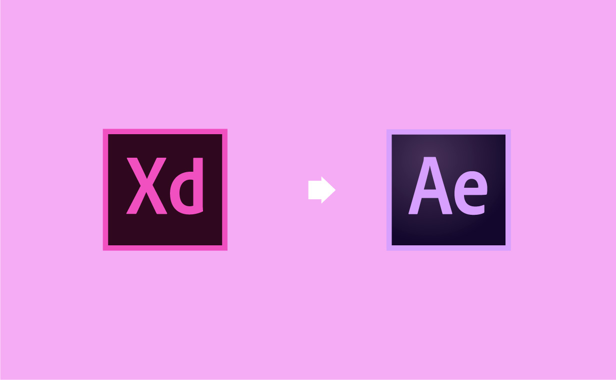 After Effects に Adobe XDから書き出す方法