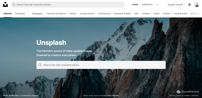 【Unsplash】無料画像ストックサイトに写真をアップロードしてみた!使い方もご紹介!
