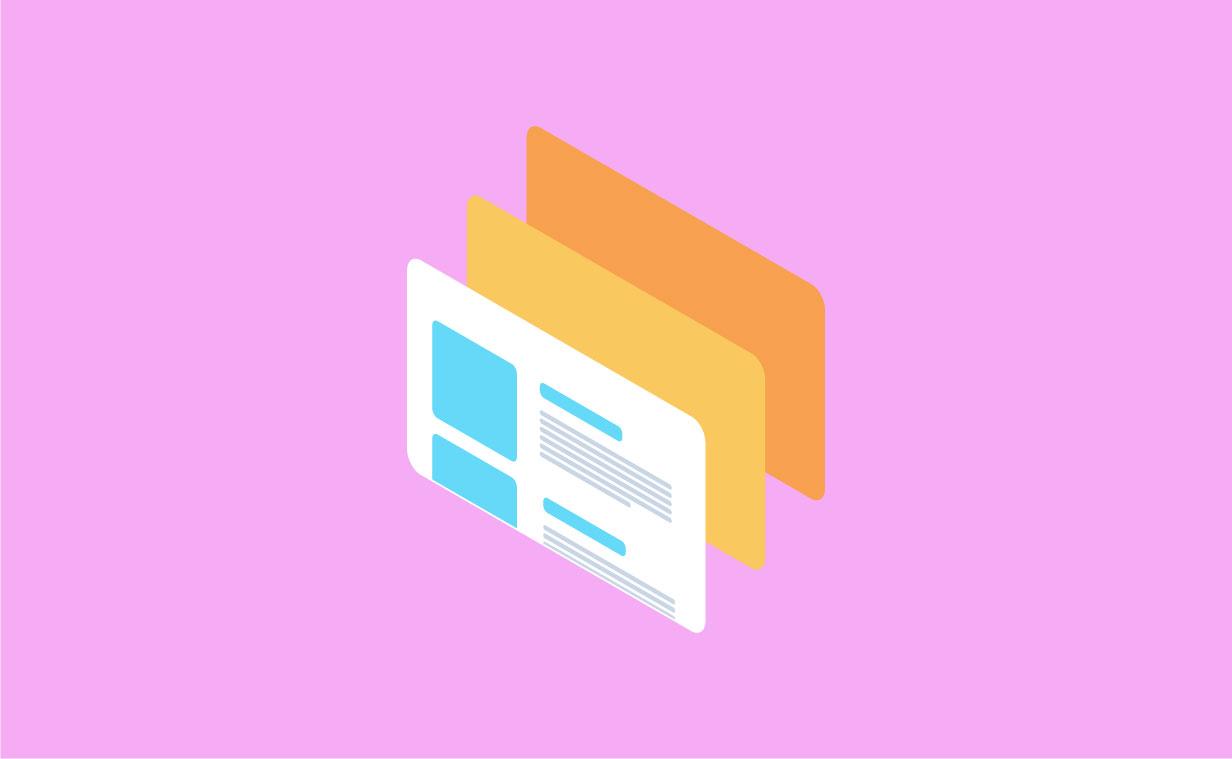 【Adobe XD】パラレルスクロールの作り方!GIFで解説します!