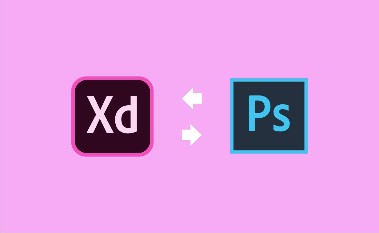 Adobe XDとPhotoshopの連携が使いやすい!